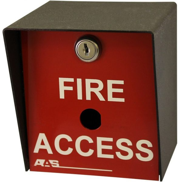 Fire Access with Knox Cut Out