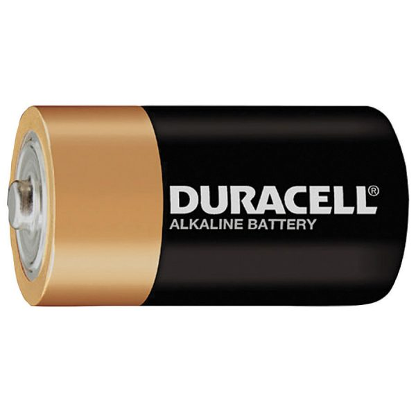 Duracell D Copper Top, 4 pack