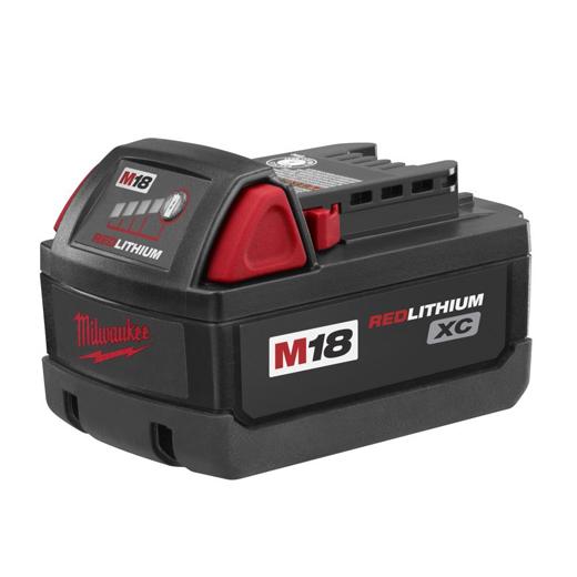 Milwaukee M18 XC Red Lithium High Capacity Battery