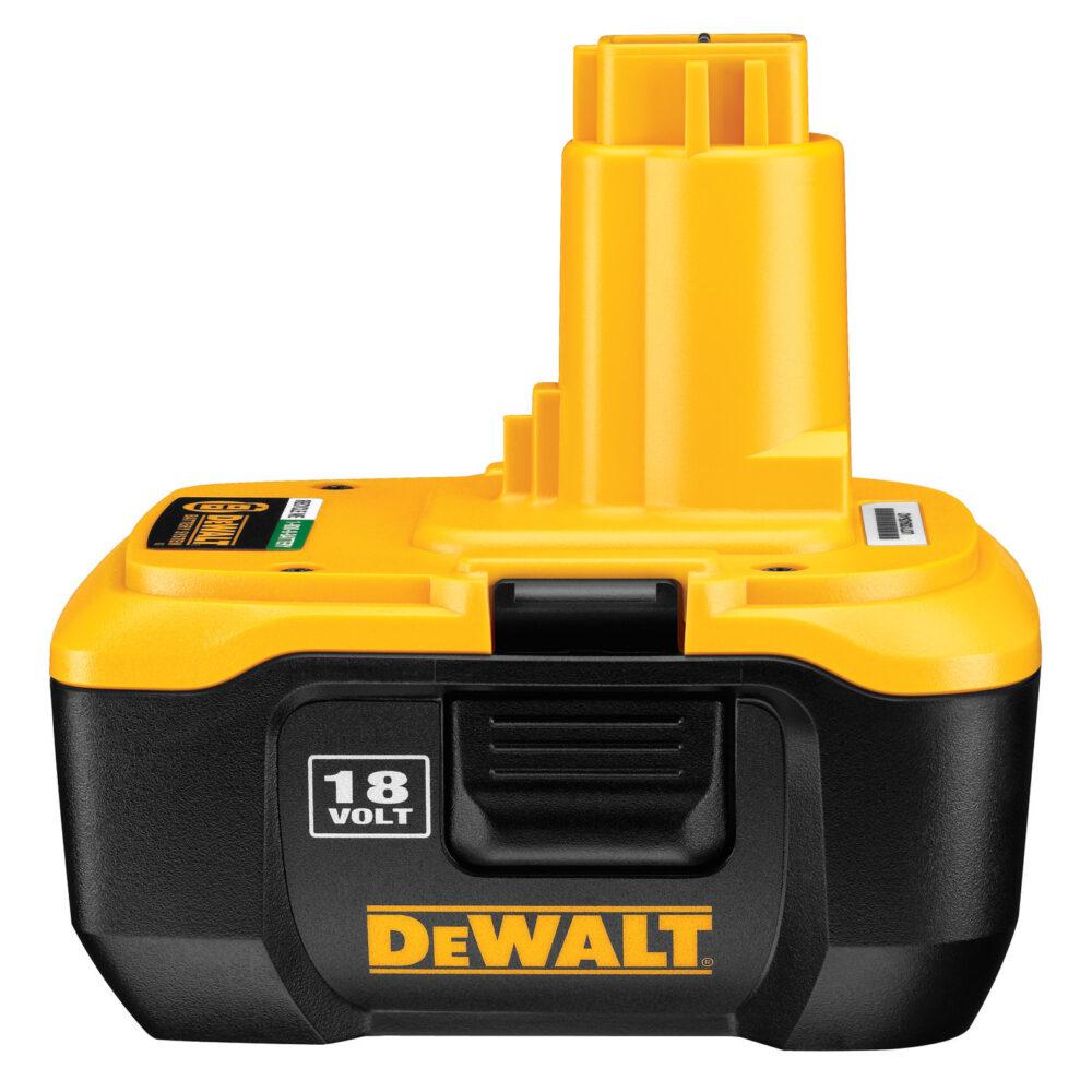 DeWalt 18V XRP Lithium Ion Battery w/ NANO