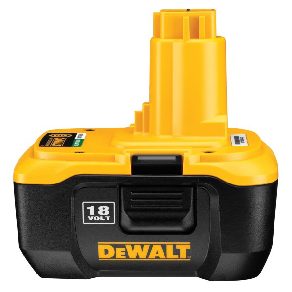 DeWalt 18V XRP Lithium Ion Battery w/ NANO