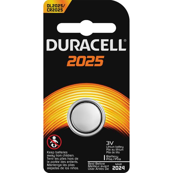 Duracell 3V 2025